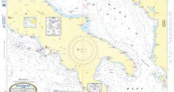 Cartografia Nautica Adriatico-Ionio SUD