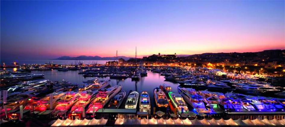 Cannes Yachting Festival: cancellata l'edizione 2020